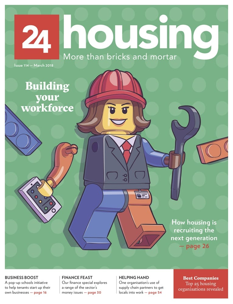 24housing magazine cover