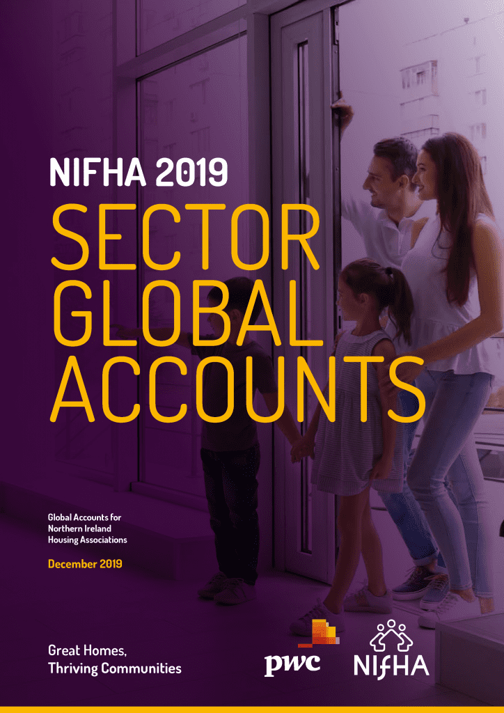 cover of NIFHASector Global Accounts 2019