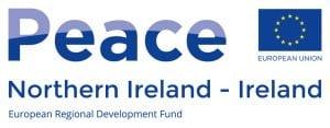 Peace IV NI Ireland logo